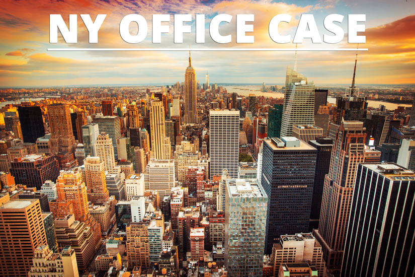 New York Office Case